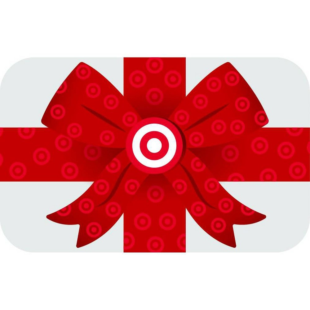 Wrapped Gift Box Target Giftcard 20