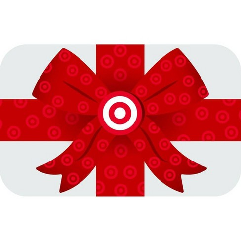 Wrapped Gift Box Target GiftCard - image 1 of 1