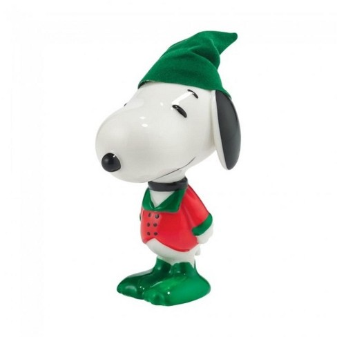Department 56 Peanuts Snoopy By Design Holly Jolly Hound Christmas