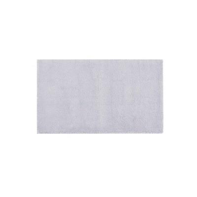 Marshmallow Memory Bath Rug - Silver - (24X40 )