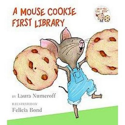 Mouse Cookie First Library : If You Give a Mouse a Cookie/ If You Take a Mouse to School (Hardcover)