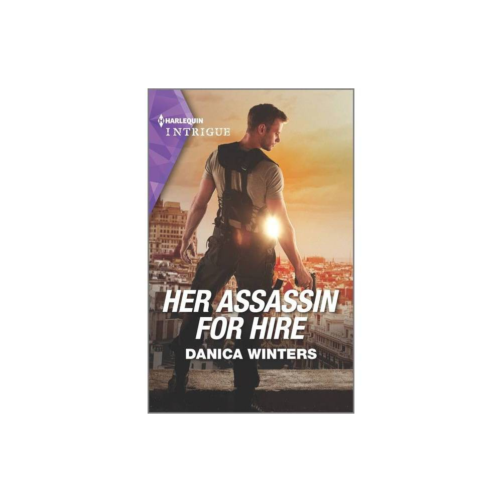 Her Assassin For Hire Stealth 3 By Danica Winters Paperback