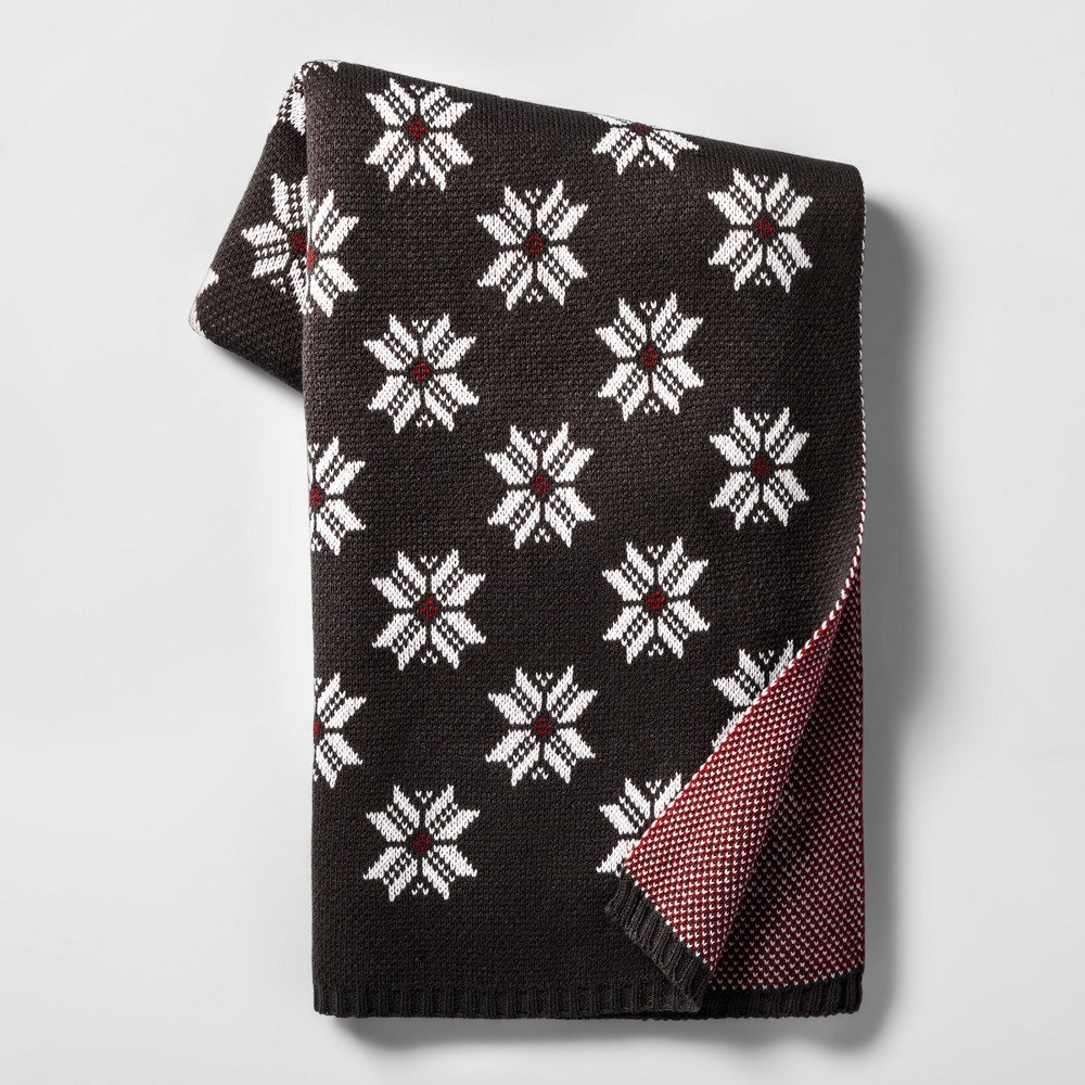 Throw Blanket - Nordic Star - Hearth & Hand with Magnolia...