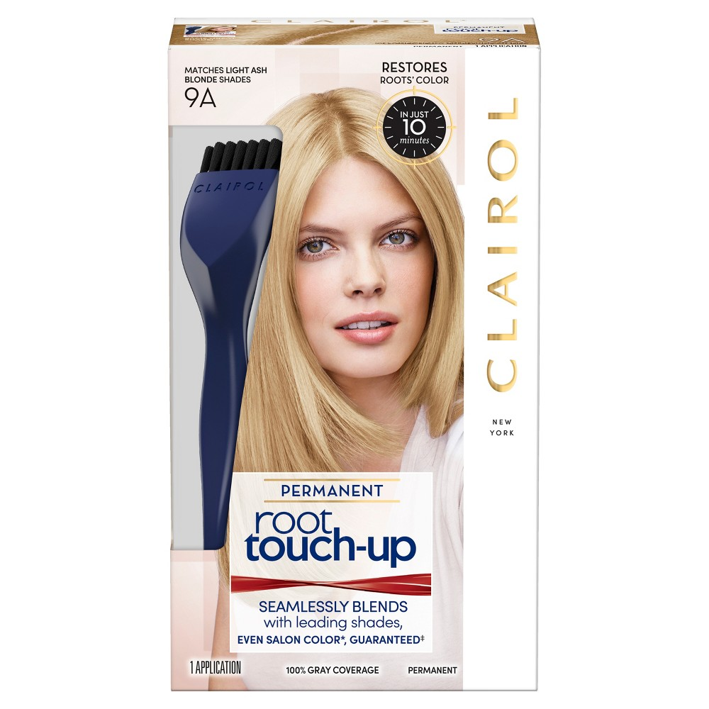Clairol Nice N Easy Root Touch Up Permanent Hair Color Darkest