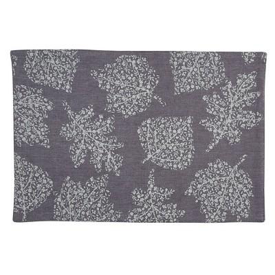 Park Designs Leaf Filigree Placemat Set - Gray