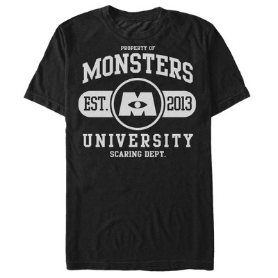 Men's Monsters Inc Property of Scaring Department T-Shirt