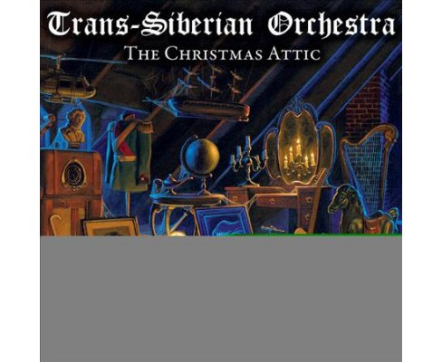 Trans-Siberian Orchestra The Christmas Attic (20th Anniversary Edition) - image 1 of 1