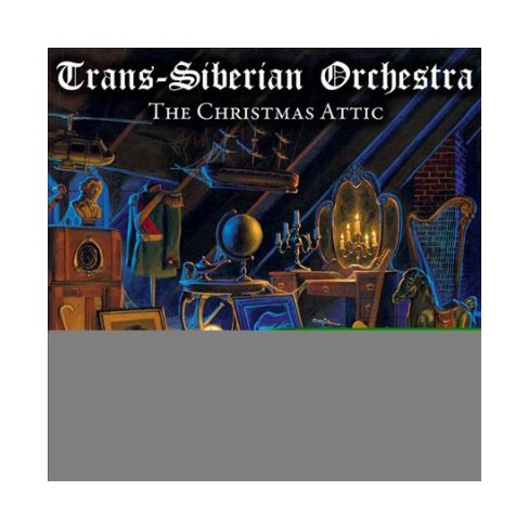 Trans-Siberian Orchestra The Christmas Attic (20th Anniversary Edition) (CD) - image 1 of 1