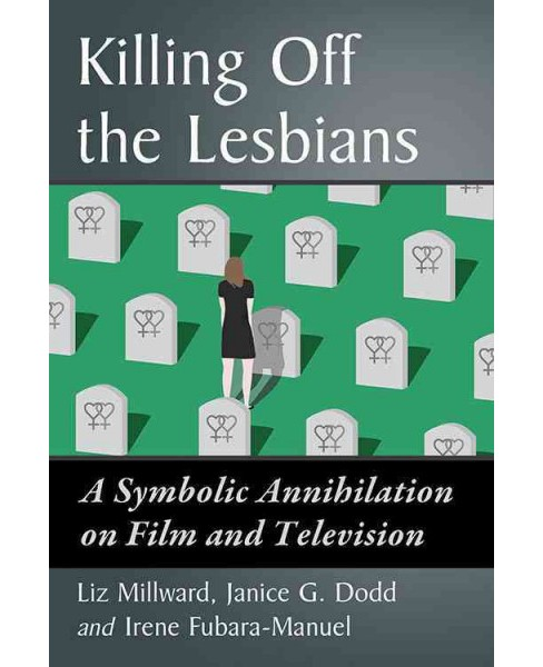 Killing Off the Lesbians : A Symbolic Annihilation on Film and Television -  (Paperback) - image 1 of 1