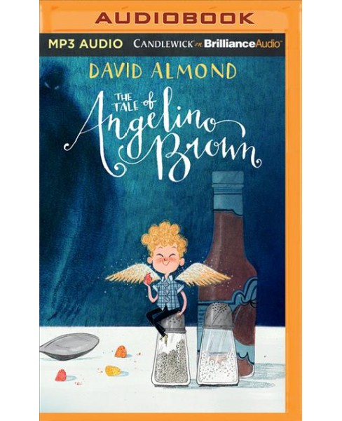 Tale of Angelino Brown -  by David Almond (MP3-CD) - image 1 of 1