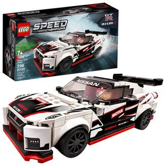 LEGO Speed Champions Nissan GT-R NISMO Building Kit 76896