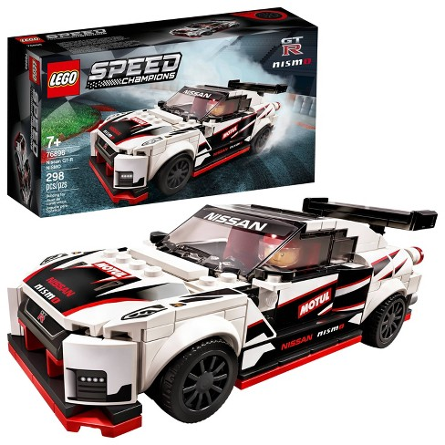 LEGO Speed Champions Nissan GT-R NISMO Building Kit 76896 - image 1 of 4