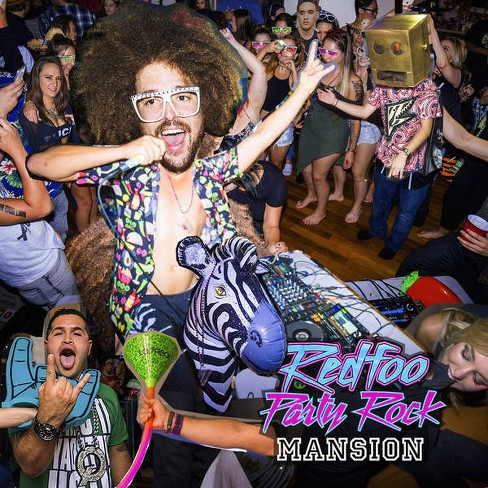 Redfoo - Party rock mansion (CD) - image 1 of 1