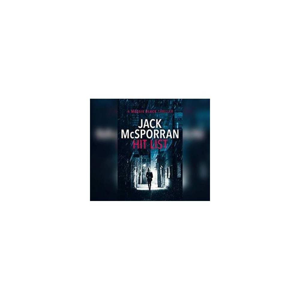 Hit List - (Maggie Black) by Jack Mcsporran (CD)