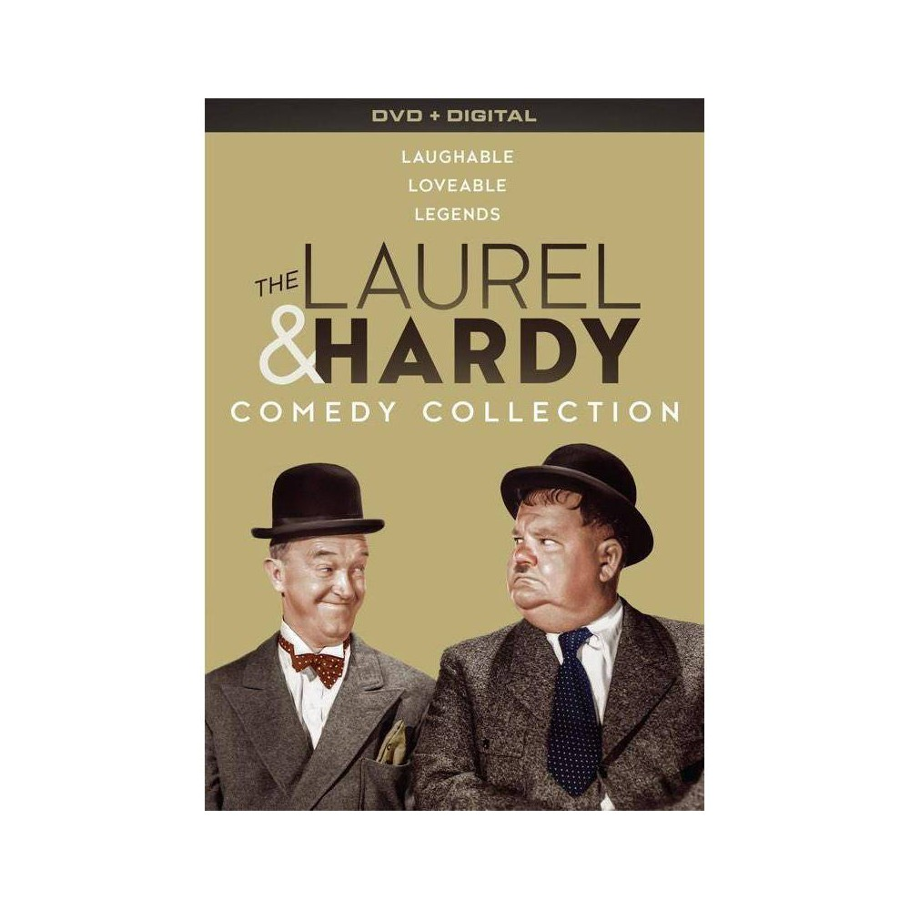 The Laurel Hardy Comedy Collection Dvd