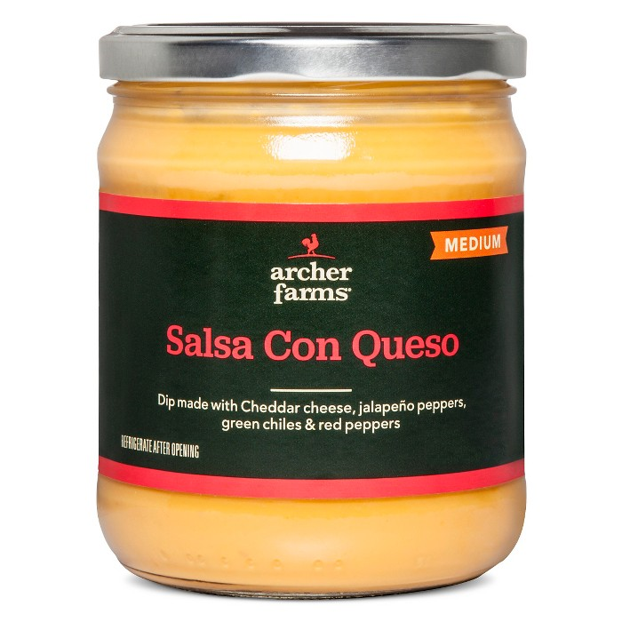 Salsa Con Queso Dip 15oz - Archer Farms™ - image 1 of 1