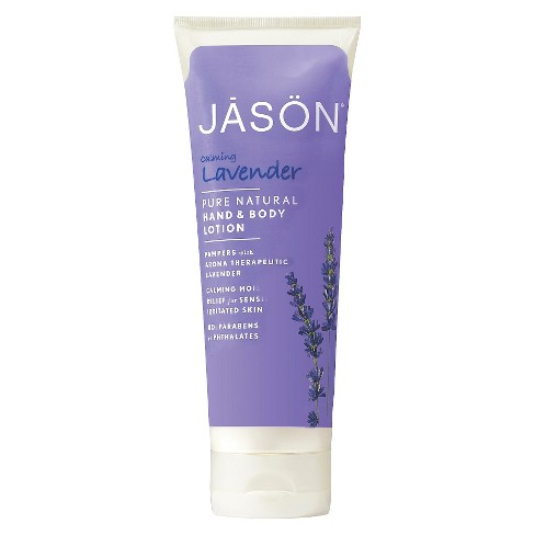 Jason Calming Lavender Hand & Body Lotion - 8 oz - image 1 of 1