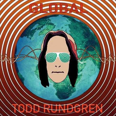 Todd rundgren - Global (CD) - image 1 of 2