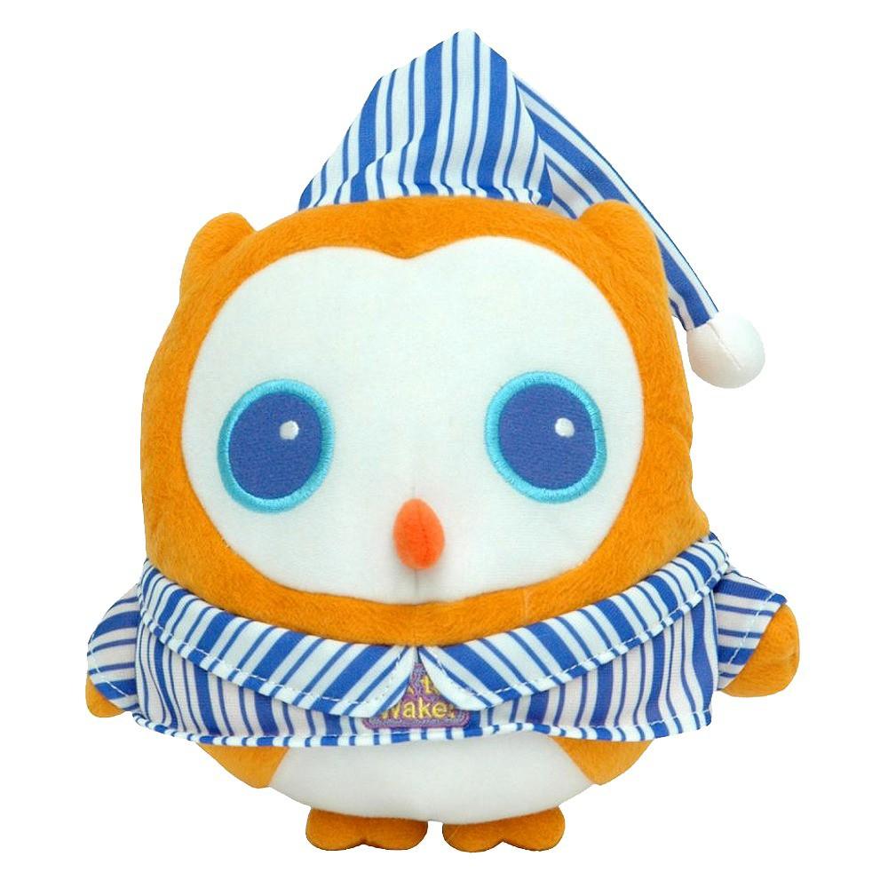 OK to Wake! Owl, Multi-Colored