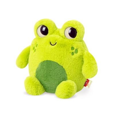 Land of B. Plush Frog Fluffy Doos - Jax
