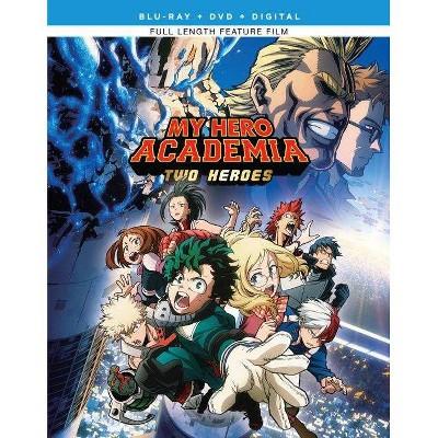 My Hero Academia: Two Heroes (Blu-ray + Digital)