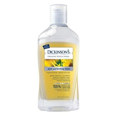 Dickinson's Original Witch Hazel Pore Perfecting 100% Natural Toner - 16 fl oz
