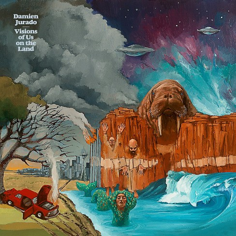 Damien jurado - Visions of us on the land (CD) - image 1 of 1