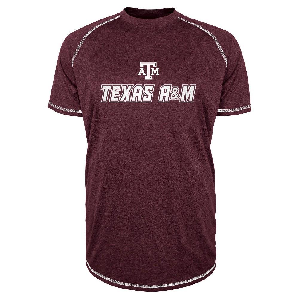 NCAA Texas A&m Aggies Men's T-Shirt - Xxl, Blue