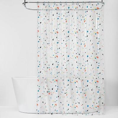 Confetti Shower Curtain Bundle - Room Essentials™