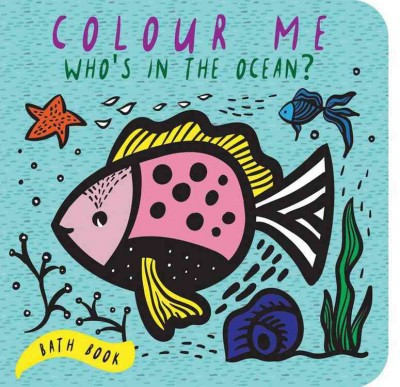 Who's in the Ocean? : Baby's First Bath Book (Hardcover)(Surya Sajnani)
