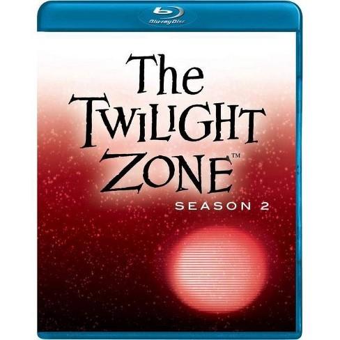 The Twilight Zone: Season 2 (Blu-ray)