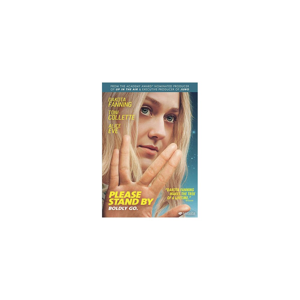 Please Stand By (Dvd), Movies