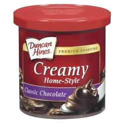 Duncan Hines Chocolate Frosting - 16oz