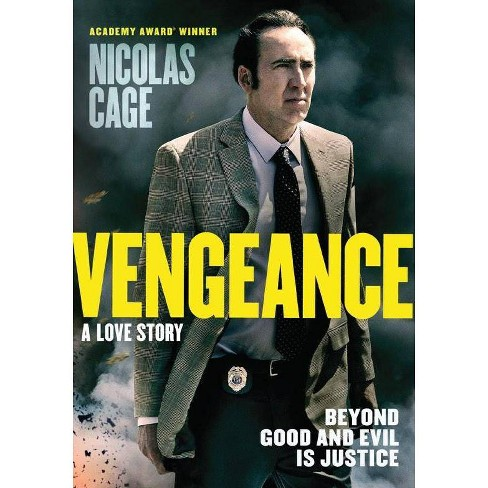 Vengeance: A Love Story (DVD) - image 1 of 1