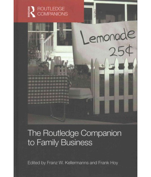 Routledge Companion to Family Business (Hardcover) - image 1 of 1