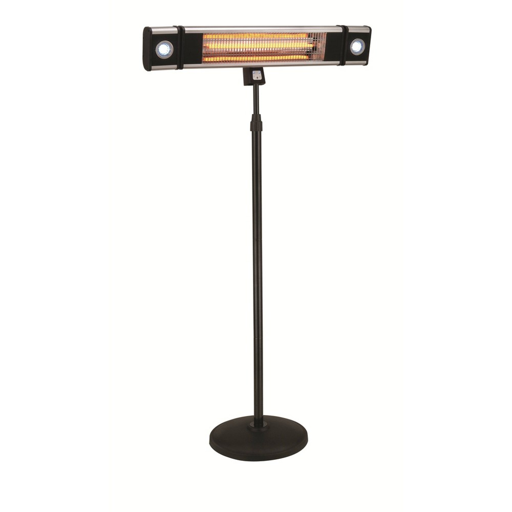 Image of Infrared Electric Freestanding LED Outdoor Heater - EnerG+
