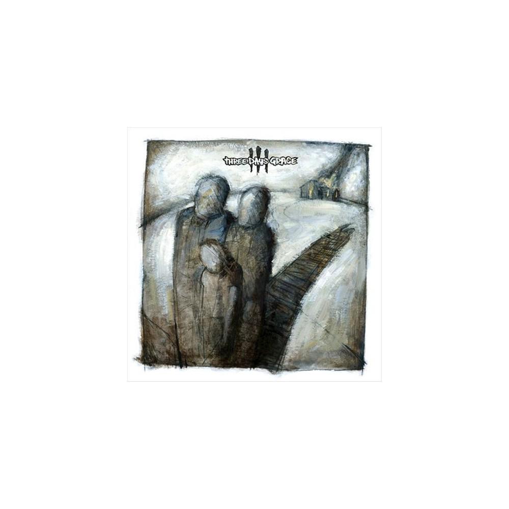 Three Days Grace - Three Days Grace (CD)