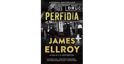 Perfidia (Reprint) (Paperback) (James Ellroy) - image 1 of 1