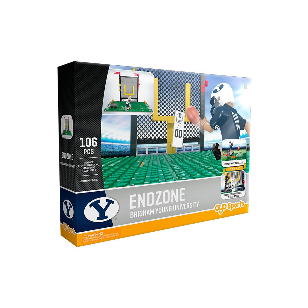 Byu Cougars Football Toy Set