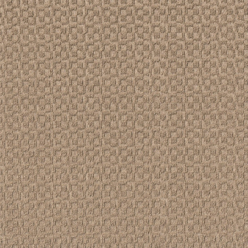 24 15pk Midtown Self Stick Carpet Tile Taupe - Foss Floors Best