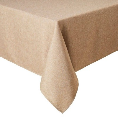 "60""X120"" Somers Tablecloth Natural - Town & Country Living"