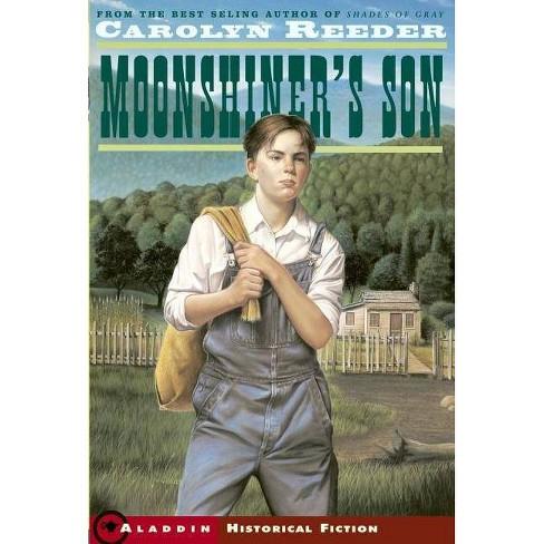 Moonshiner's Son - by  Carolyn Reeder (Paperback) - image 1 of 1
