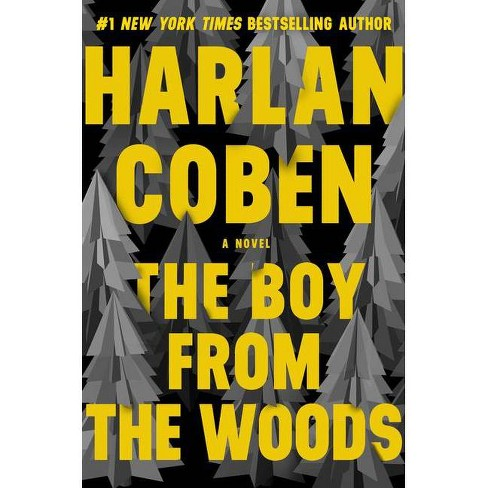 The Boy from the Woods - by  Harlan Coben (Hardcover) - image 1 of 1