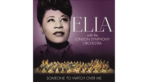 Ella Fitzgerald - Someone To Watch Over Me (CD) - image 1 of 1