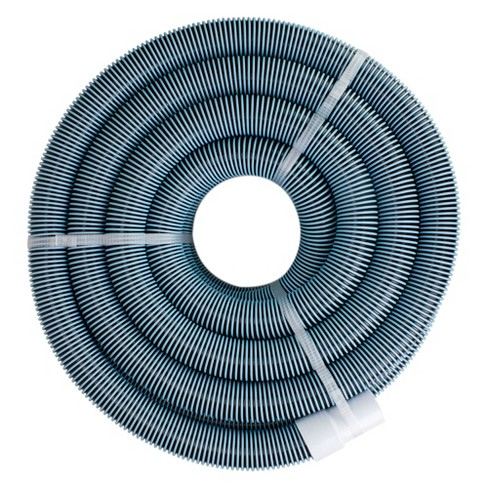 "Pool Central Extruded EVA In-Ground Swimming Pool Vacuum Hose with Swivel Cuff 50' x 1.5"" - Blue - image 1 of 3"