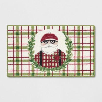 1'8 x2'10 /20 x34  Santa Tufted Accent Rug - Threshold™