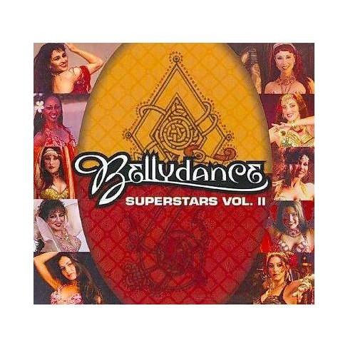 Various - Bellydance Superstars Vol. II (CD) - image 1 of 1
