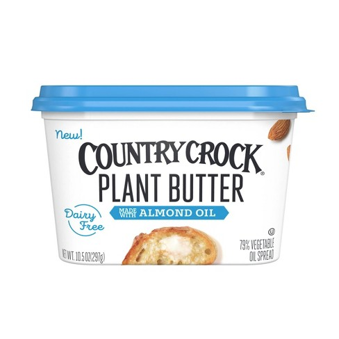 Country Crock Almond Plant Butter - 10.5oz - image 1 of 2