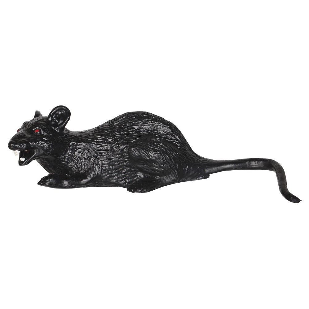"Image of ""12"""" Halloween Bump and Go Rat"""