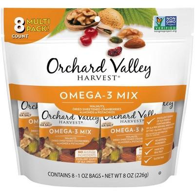 JBSS Orchard Valley Harvest Omega-3 Mix - 8oz